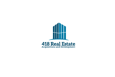 418 Real Estate A Logo, Monogram, or Icon  Draft # 80 by Animman