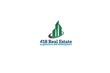 418 Real Estate A Logo, Monogram, or Icon  Draft # 81 by Animman
