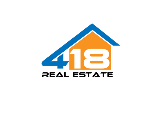 418 Real Estate A Logo, Monogram, or Icon  Draft # 82 by jynemaze