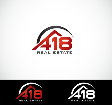418 Real Estate A Logo, Monogram, or Icon  Draft # 103 by Stardesigns