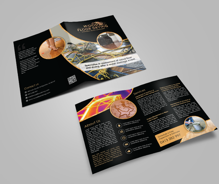 Wood Floor Drying  Marketing collateral  Draft # 11 by pivotal
