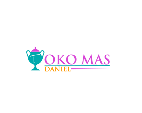 Toko Mas Daniel Graphic Illustration  Draft # 2 by mozil