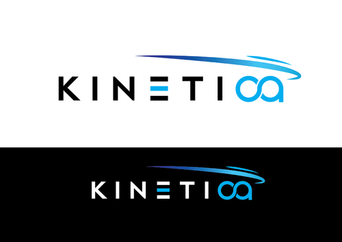 KINETICA A Logo, Monogram, or Icon  Draft # 2728 by KenArrok