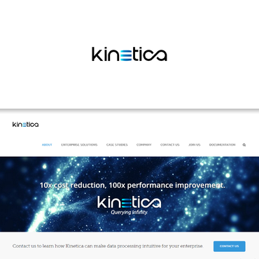 KINETICA A Logo, Monogram, or Icon  Draft # 2898 by creativebit