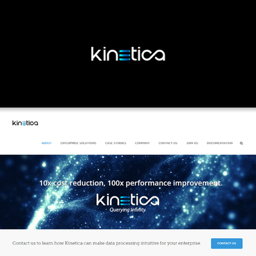 KINETICA A Logo, Monogram, or Icon  Draft # 2899 by creativebit