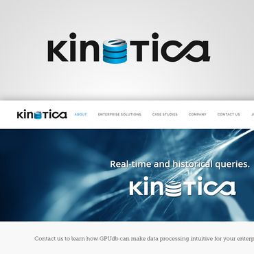 KINETICA A Logo, Monogram, or Icon  Draft # 2978 by microsohk
