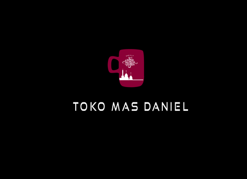 Toko Mas Daniel Graphic Illustration  Draft # 31 by JuDesign