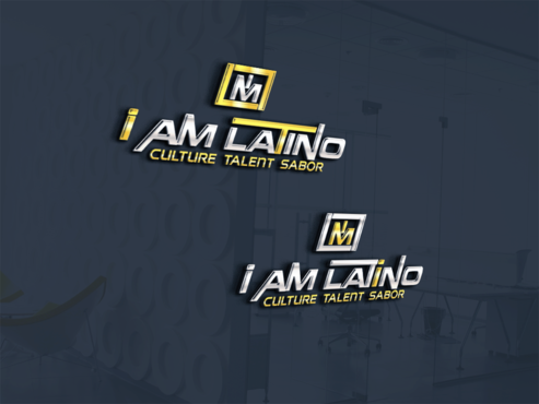 I AM LATINO A Logo, Monogram, or Icon  Draft # 65 by Rusty