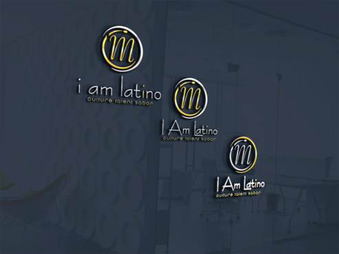 I AM LATINO A Logo, Monogram, or Icon  Draft # 70 by Rusty