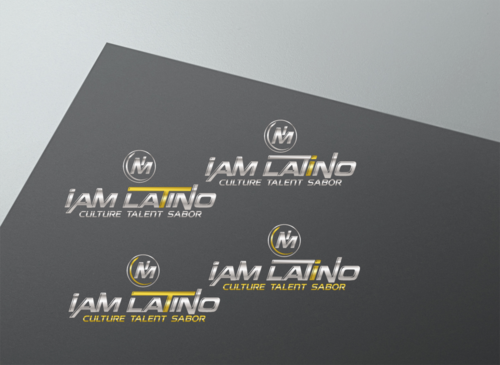 I AM LATINO A Logo, Monogram, or Icon  Draft # 72 by Rusty