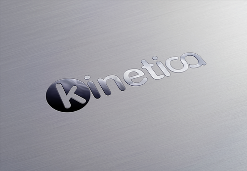 KINETICA A Logo, Monogram, or Icon  Draft # 3578 by shivabomma