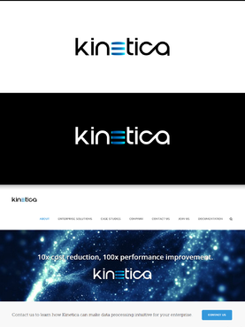 KINETICA A Logo, Monogram, or Icon  Draft # 3611 by creativebit