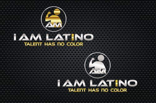 I AM LATINO A Logo, Monogram, or Icon  Draft # 90 by Rusty