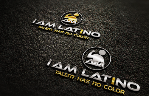 I AM LATINO A Logo, Monogram, or Icon  Draft # 91 by Rusty