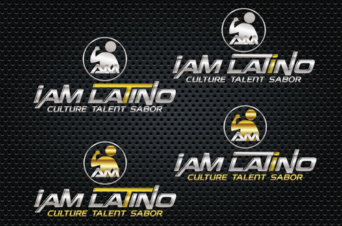 I AM LATINO A Logo, Monogram, or Icon  Draft # 92 by Rusty