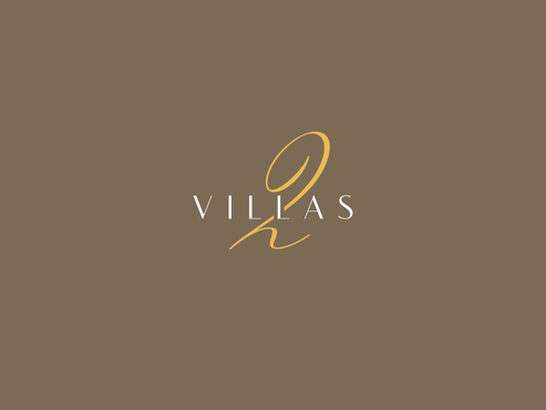 2villas A Logo, Monogram, or Icon  Draft # 19 by MasterDesign