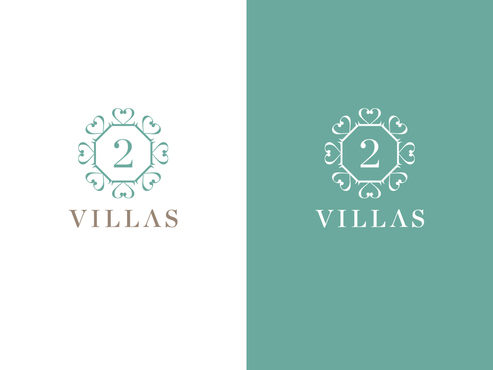 2villas A Logo, Monogram, or Icon  Draft # 88 by MasterDesign
