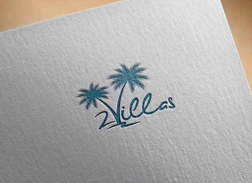 2villas A Logo, Monogram, or Icon  Draft # 111 by lintangjob