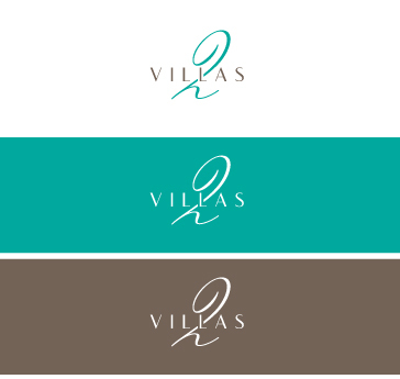 2villas A Logo, Monogram, or Icon  Draft # 208 by MasterDesign