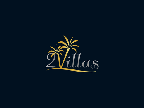 2villas A Logo, Monogram, or Icon  Draft # 213 by inzdesign