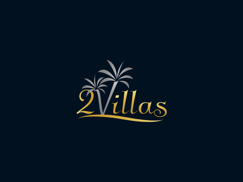 2villas A Logo, Monogram, or Icon  Draft # 214 by inzdesign
