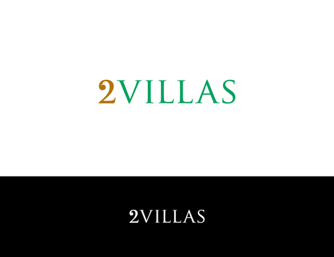 2villas A Logo, Monogram, or Icon  Draft # 237 by suhartini