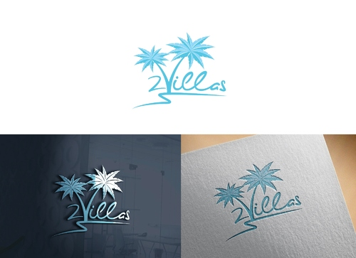 2villas A Logo, Monogram, or Icon  Draft # 249 by lintangjob