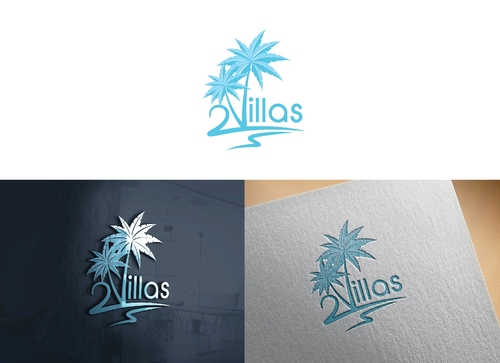 2villas A Logo, Monogram, or Icon  Draft # 251 by lintangjob