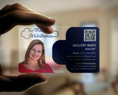 Mallory White or MW Business Cards and Stationery  Draft # 64 by einsanimation