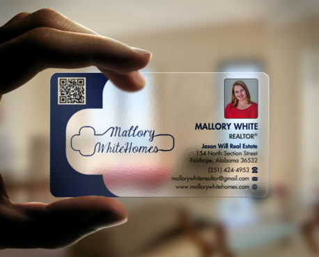 Mallory White or MW Business Cards and Stationery  Draft # 73 by einsanimation