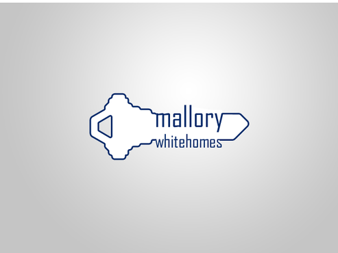 Mallory White or MW Business Cards and Stationery  Draft # 210 by einsanimation