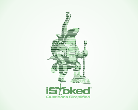 iStoked A Logo, Monogram, or Icon  Draft # 37 by simpleway