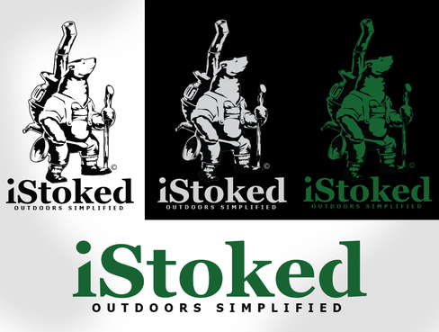 iStoked A Logo, Monogram, or Icon  Draft # 65 by waffle