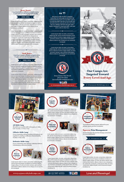 Jessy Jones Volleyball Academy Brochure