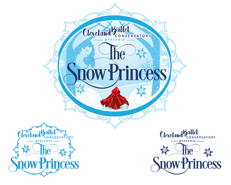 The Snow Princess A Logo, Monogram, or Icon  Draft # 1 by mnorth