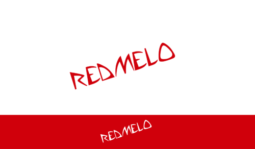 REDMELO A Logo, Monogram, or Icon  Draft # 14 by logolucid