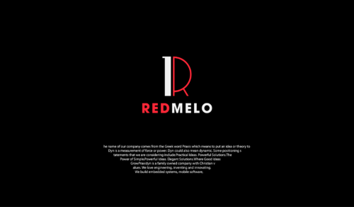 REDMELO A Logo, Monogram, or Icon  Draft # 34 by LongliveUS