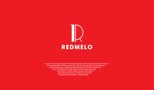 REDMELO A Logo, Monogram, or Icon  Draft # 35 by LongliveUS