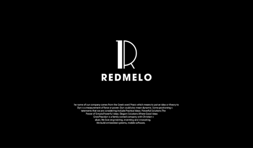 REDMELO A Logo, Monogram, or Icon  Draft # 38 by LongliveUS