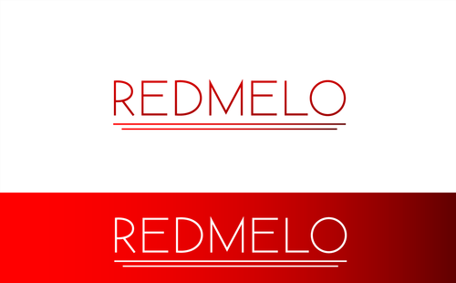 REDMELO A Logo, Monogram, or Icon  Draft # 46 by B4BEST