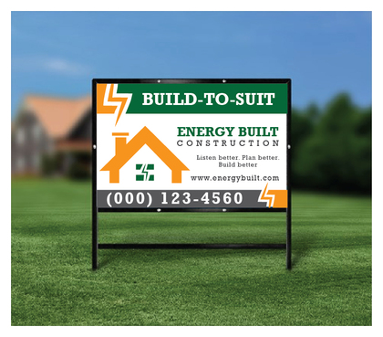Energy Built Construction  Marketing collateral  Draft # 43 by Achiver