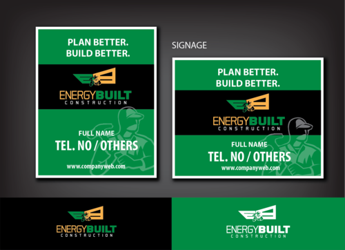 Energy Built Construction  Marketing collateral  Draft # 72 by ALgraphics