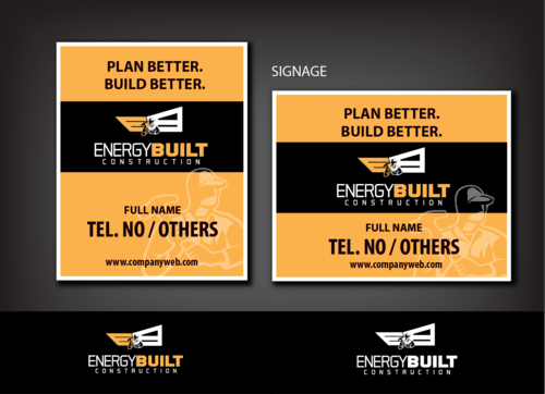 Energy Built Construction  Marketing collateral  Draft # 73 by ALgraphics