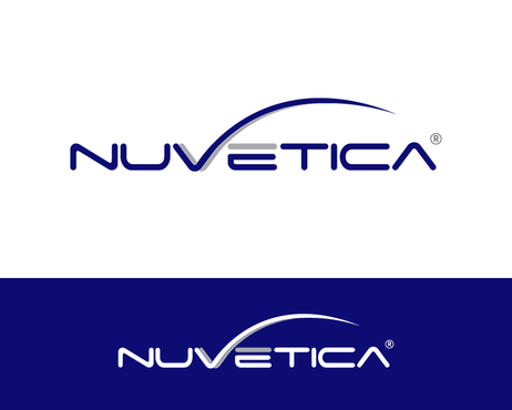 NuVetica     A Logo, Monogram, or Icon  Draft # 130 by keanza13design