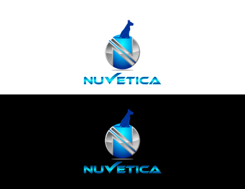 NuVetica     A Logo, Monogram, or Icon  Draft # 139 by jenelyncajes