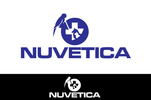 NuVetica     A Logo, Monogram, or Icon  Draft # 143 by beegainer11