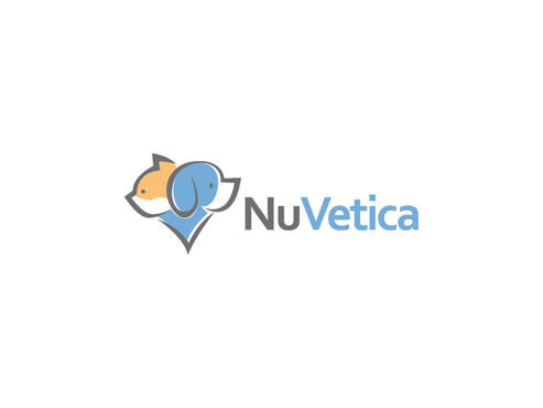 NuVetica     A Logo, Monogram, or Icon  Draft # 144 by irfan0411
