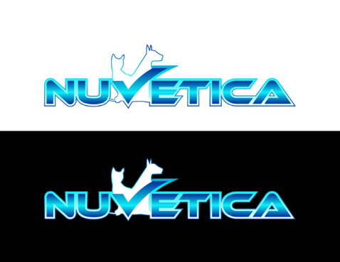 NuVetica     A Logo, Monogram, or Icon  Draft # 154 by jenelyncajes