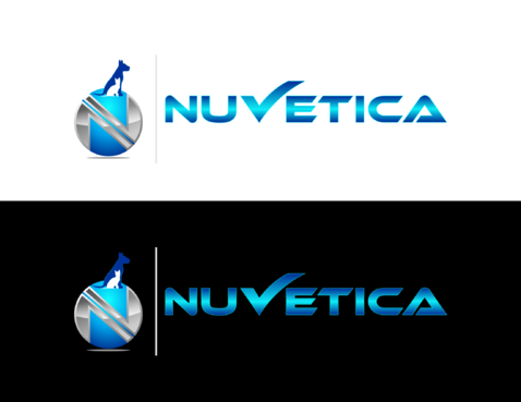 NuVetica     A Logo, Monogram, or Icon  Draft # 155 by jenelyncajes