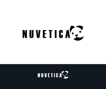 NuVetica     A Logo, Monogram, or Icon  Draft # 161 by mickle